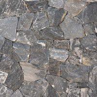Zidne obloge - dekorativni kamen Rock Face Evenos Black