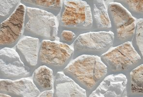 Prikaz Rock Face Vintage Thasos dekorativni kamen